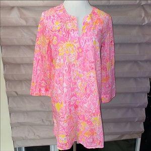 NWT Lilly Pulitzer Marco Island Tunic Size Medium